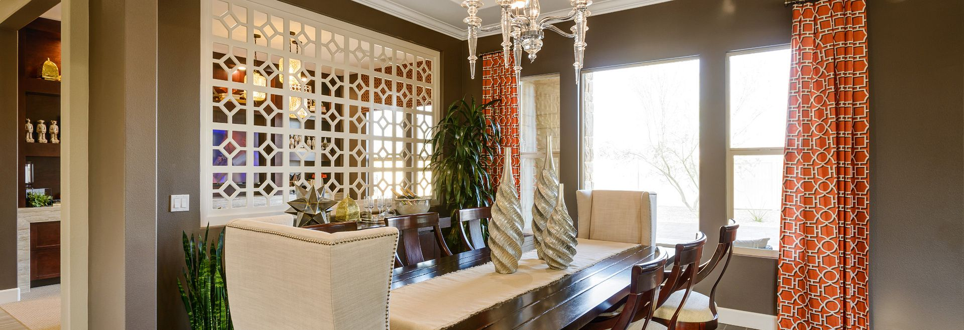 Trilogy Polo Club Boschetto Dining Room