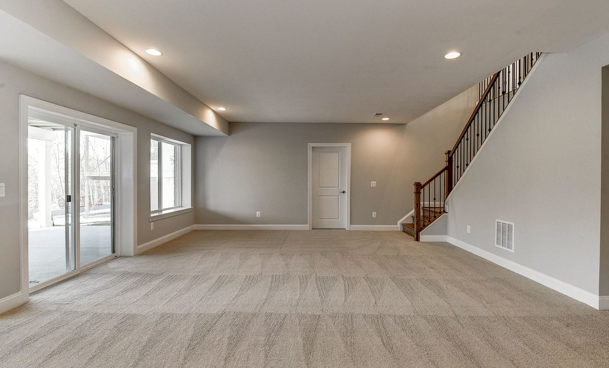 Trilogy at Lake Frederick Hensely Plan Quick Move In Lower LEvel