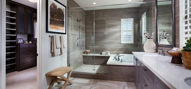 Ventana Plan 1 Master Bath