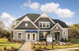 Cambridge Model Home at Sagewood