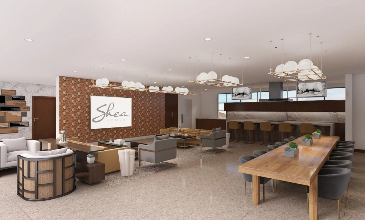 Trilogy Sunstone O.H. Ellen's Culinary Kitchen Rendering