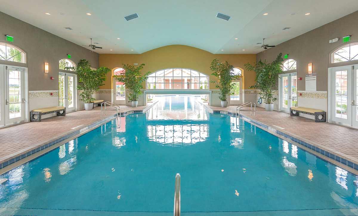 Trilogy Orlando Indoor Pool