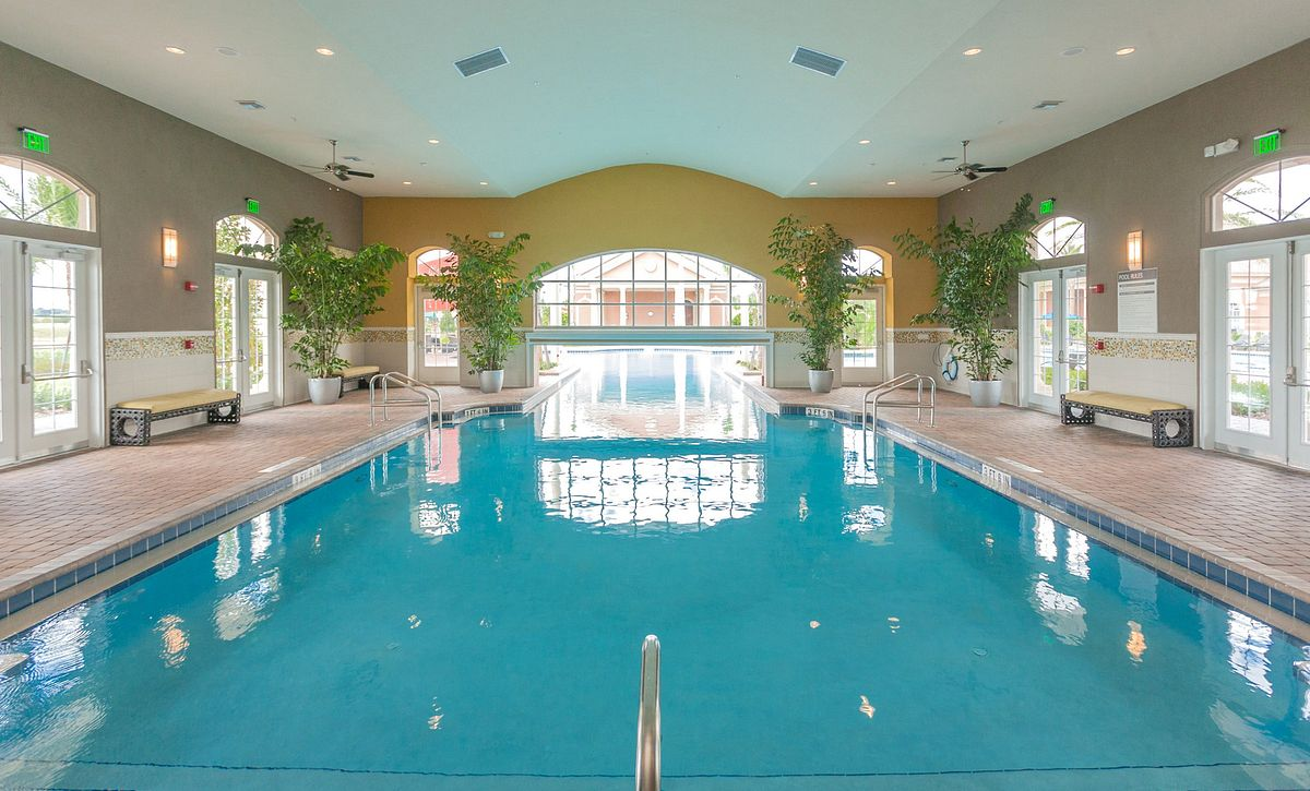 Trilogy Orlando Indoor Pool