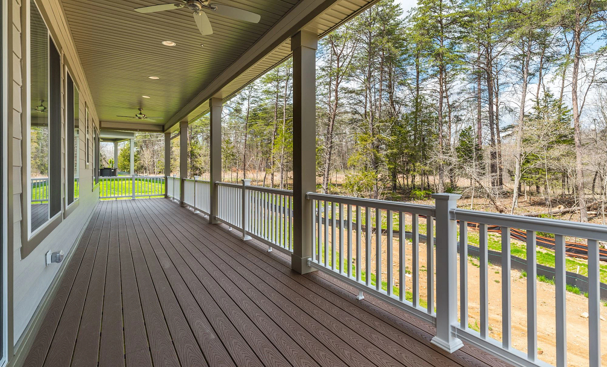 Trilogy Lake Frederick Evoke Quick Move In Covered Patio