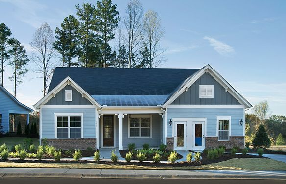Everett Model Home Exterior