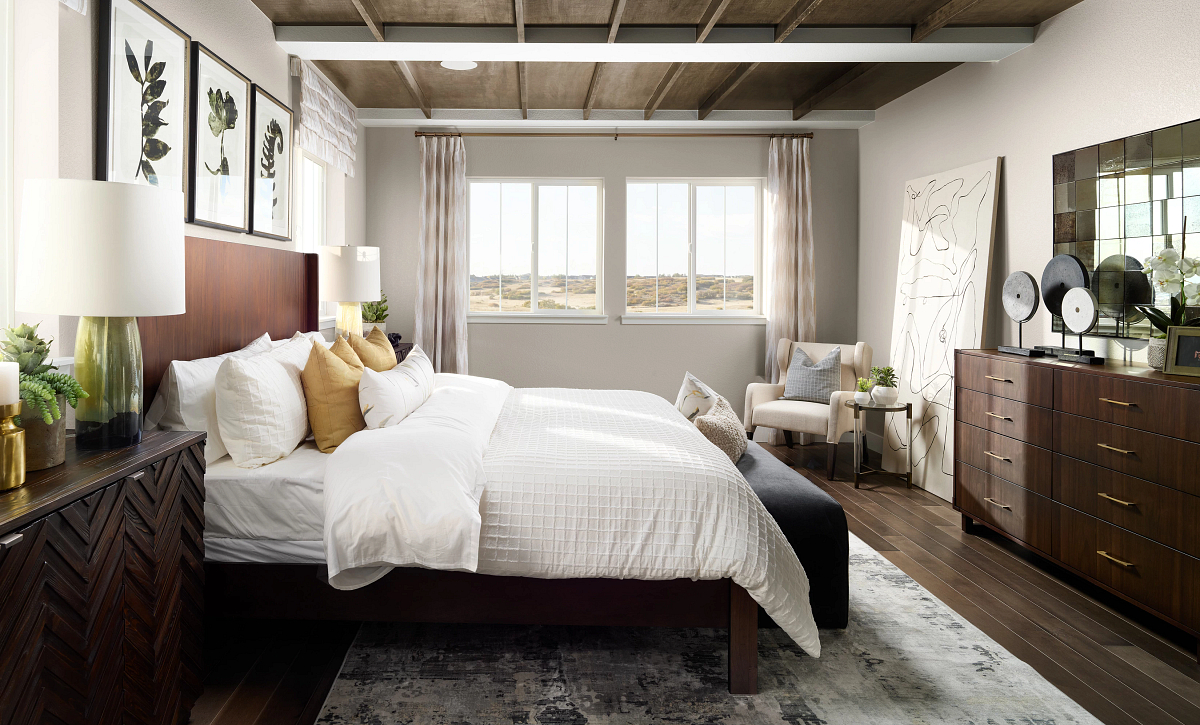 Canyons Gallery Corbett Master Bedroom
