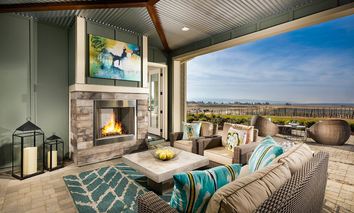 Trilogy Monarch Dunes Ventana Covered Patio