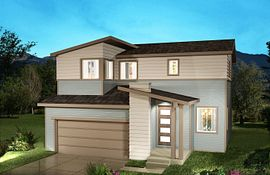 Reunion SPACES Plan 3554 Exterior