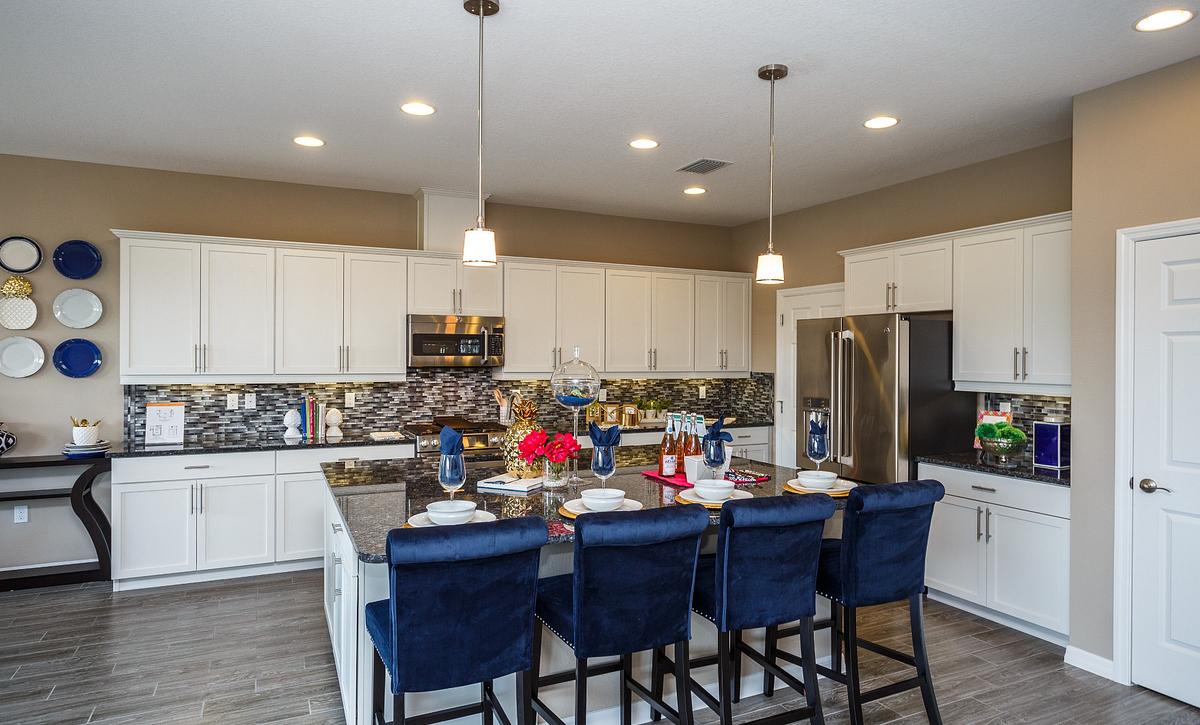 Trilogy Orlando Proclaim Plan Kitchen