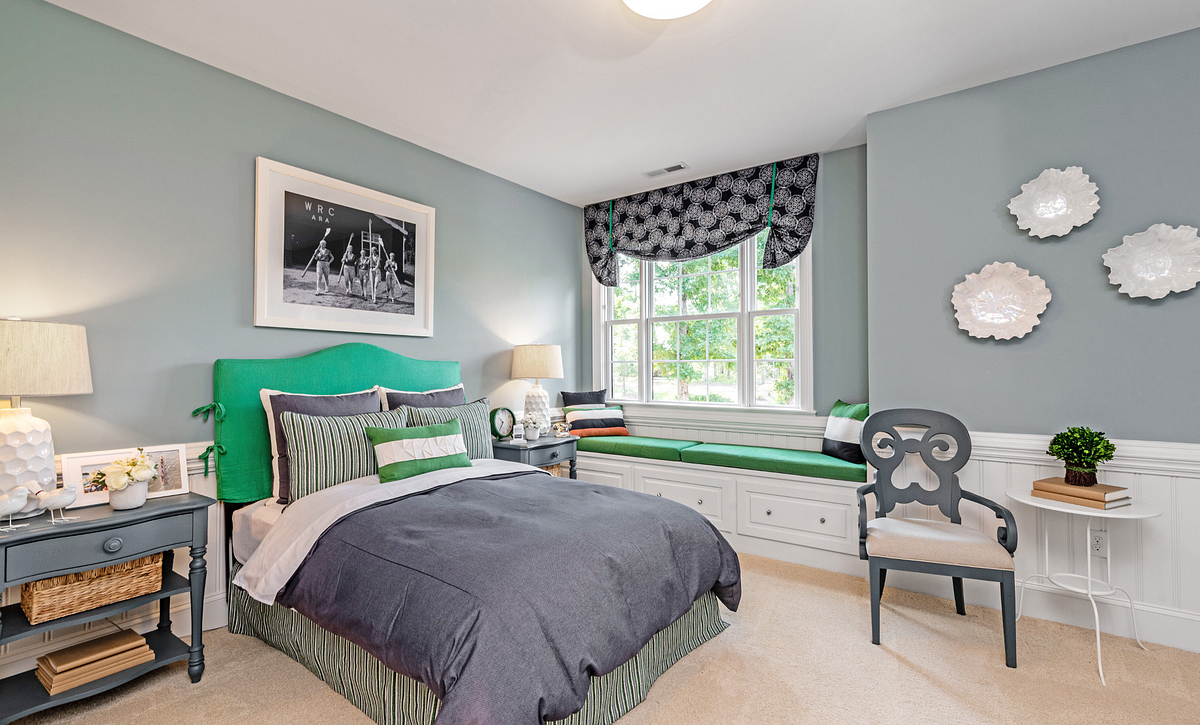 Providence plan Bedroom 4