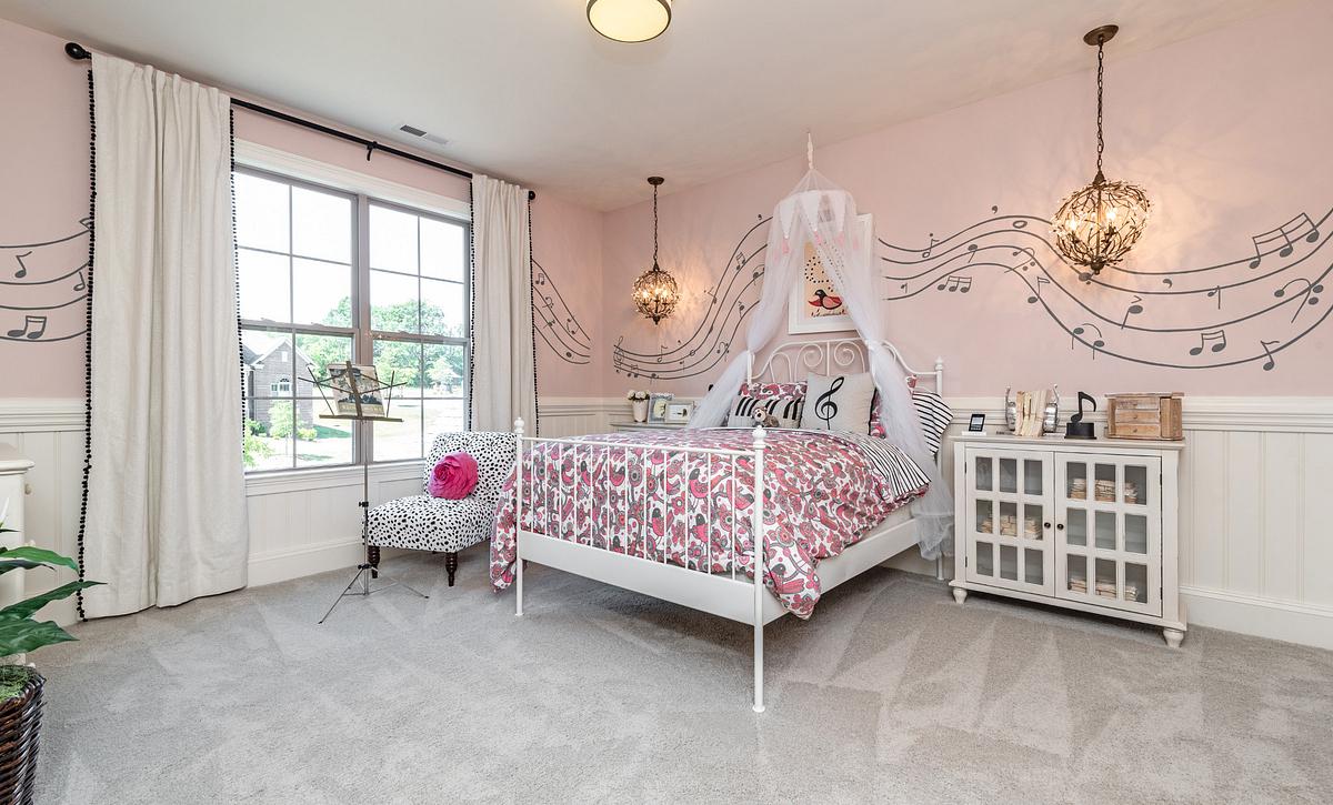 Grayson plan Bedroom 3