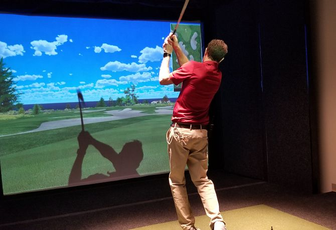 Highlands Ranch Golf Simulator