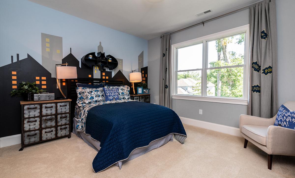 Providence plan Bedroom 2
