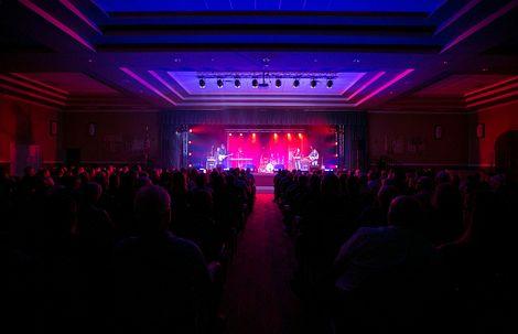 Large Concert n Event Center