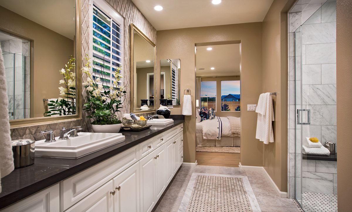 Plan 3 Master Bathroom