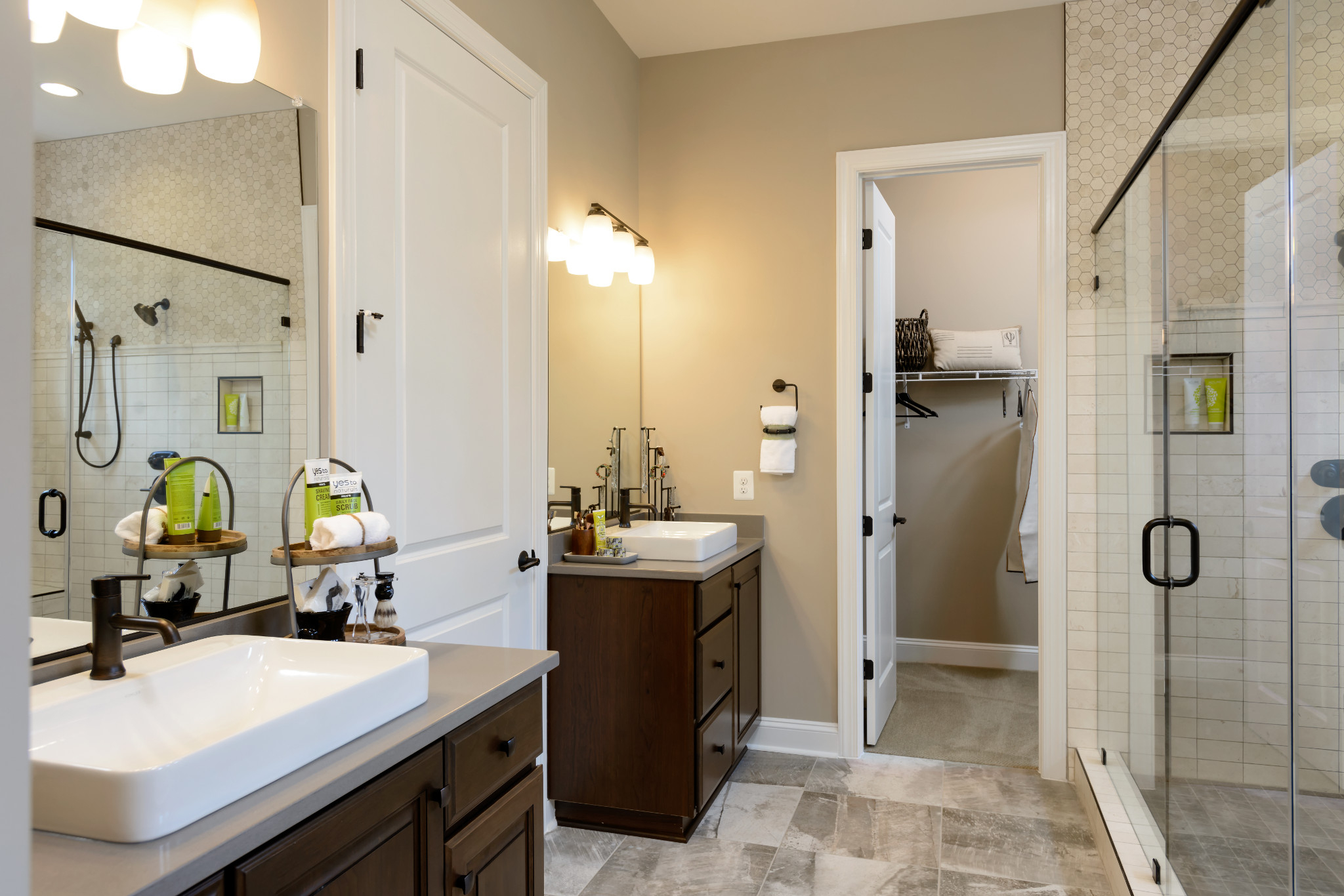 Evoke Plan Owner's Bath