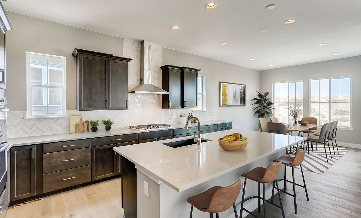 Canyons Reserve Heritage Lot 816 Kitchen, Dining