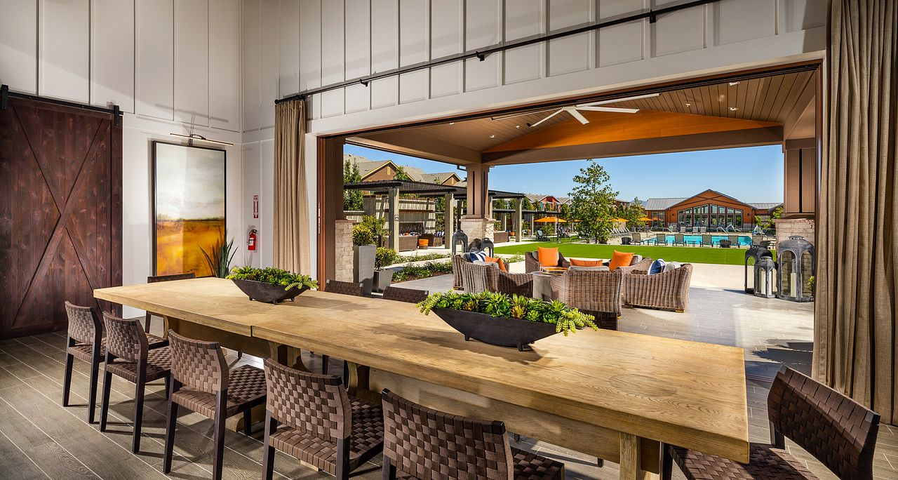 Sage Clubhouse Livermore