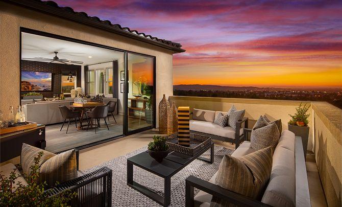 Plan 4x rooftop deck