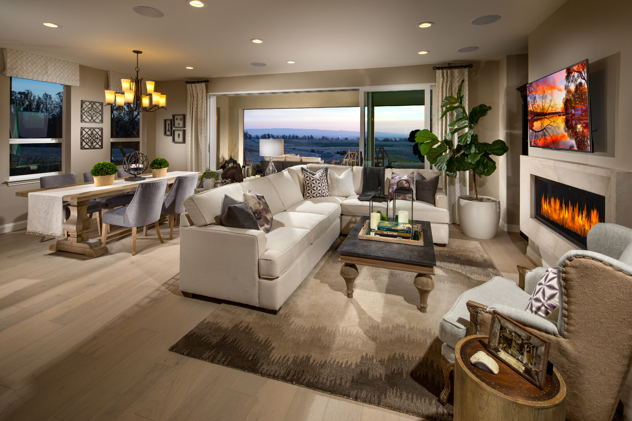 Trilogy Monarch Dunes Harmony Living Space