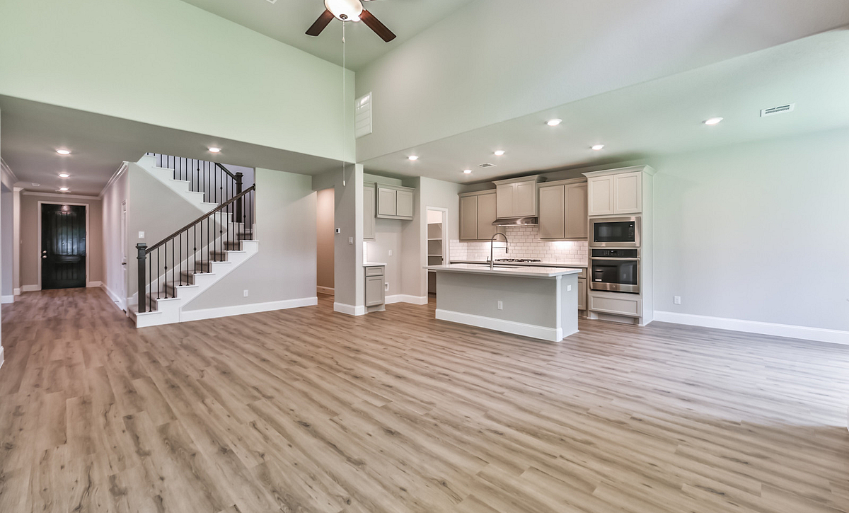 Plan 4069 Living Area