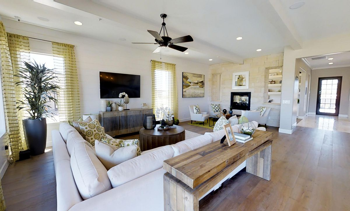 Cordoba Model Great Room