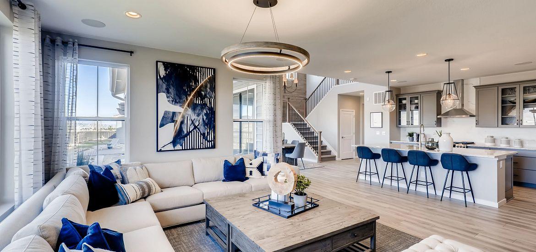 Solstice Harmony Imagine Great Room & Kitchen