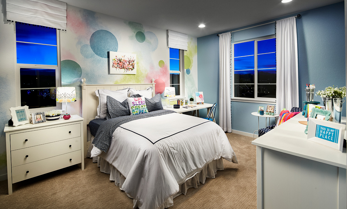 Colliers Hill Peakview Trailside Kids Bedroom