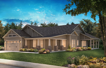 Captivate Exterior E: New Bungalow