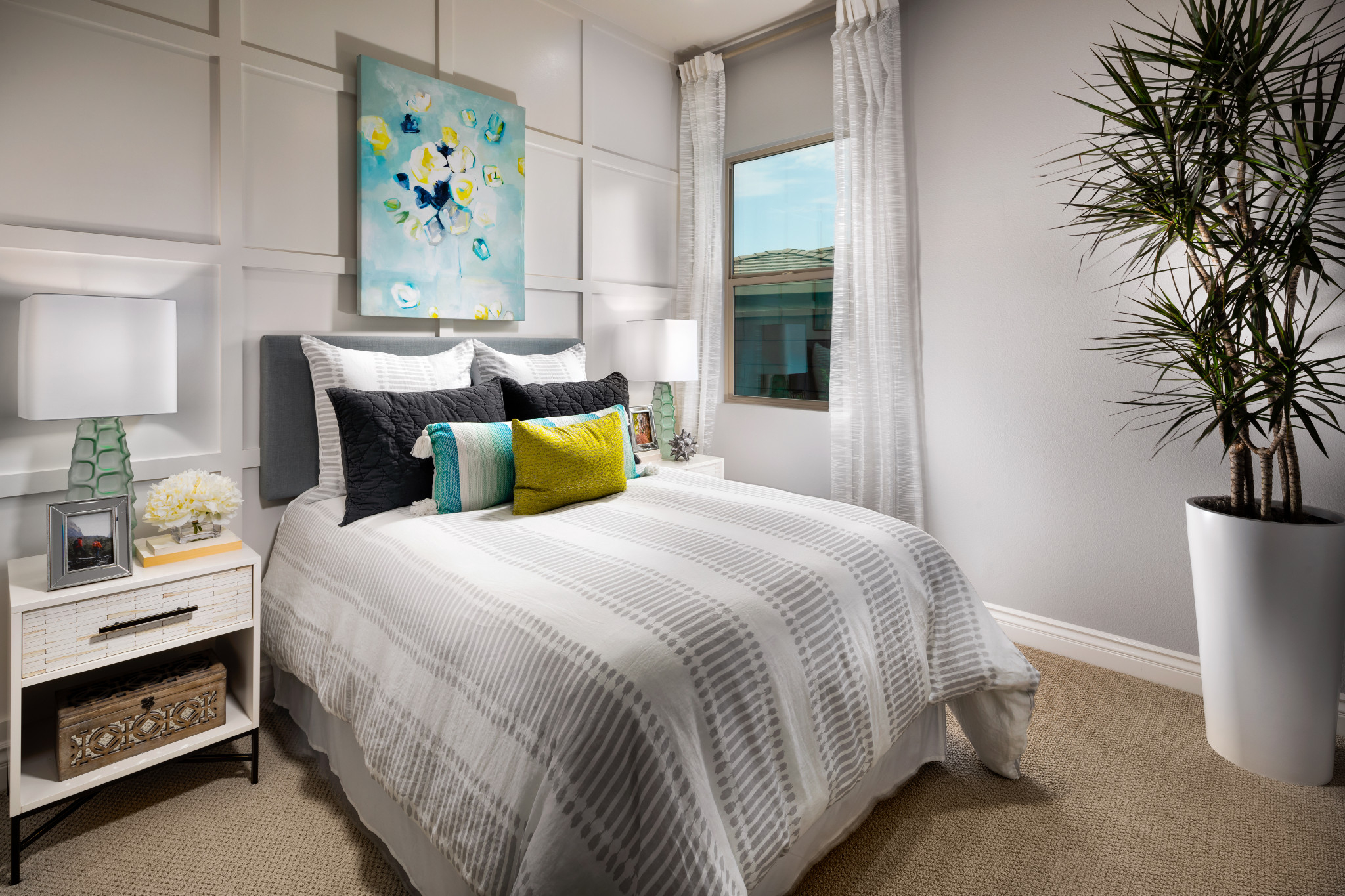 Trilogy at Polo Club Proclaim Plan Guest Bed