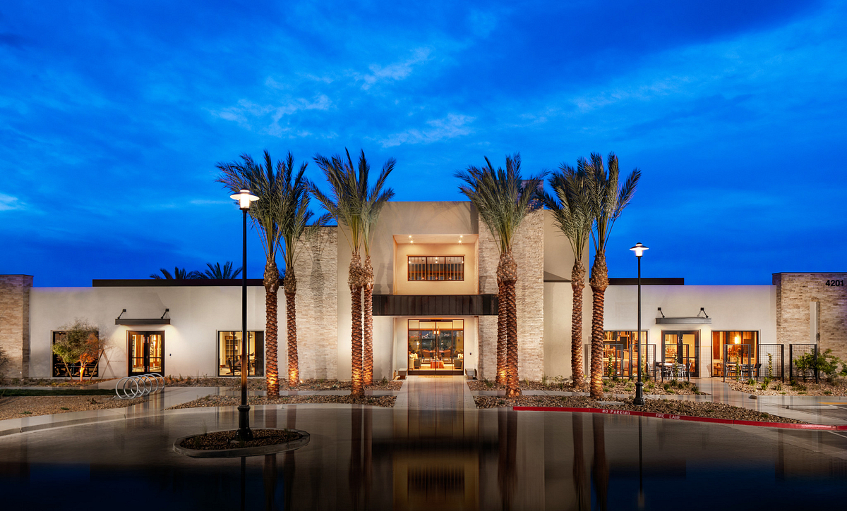 Trilogy Summerlin Outlook Club Exterior
