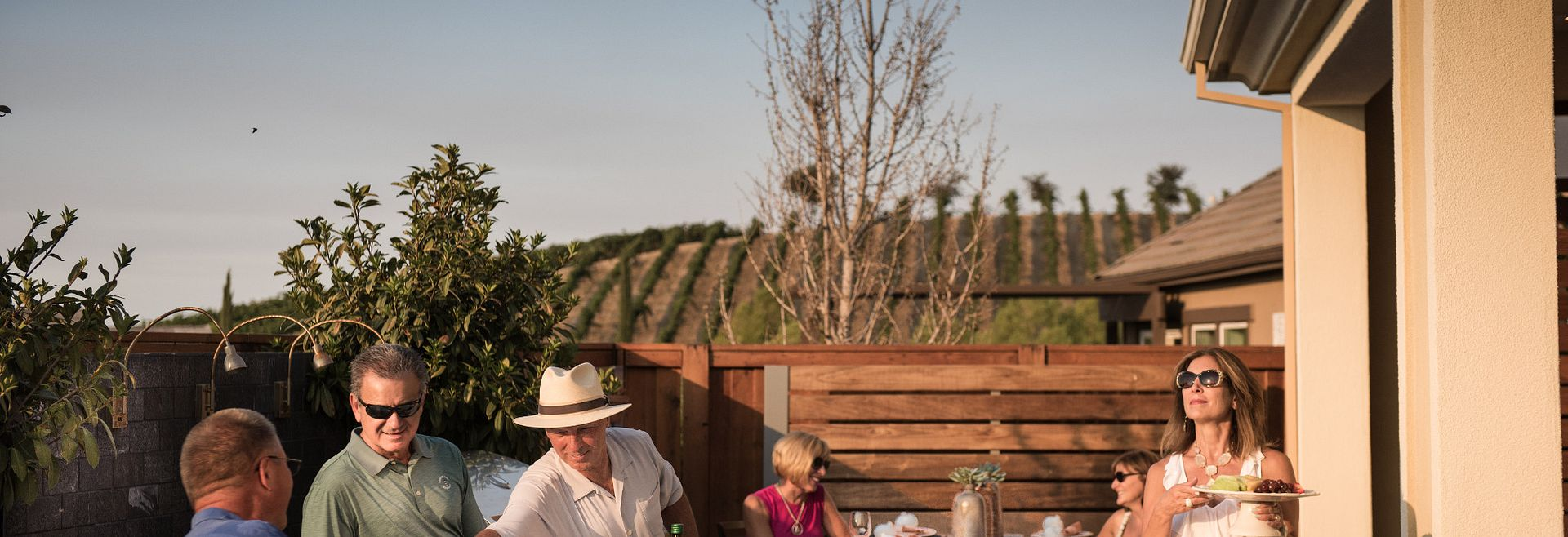 Trilogy Vineyards Homeowners Dining