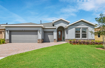 Trilogy at Ocala Preserve Excite Model Home Exterior