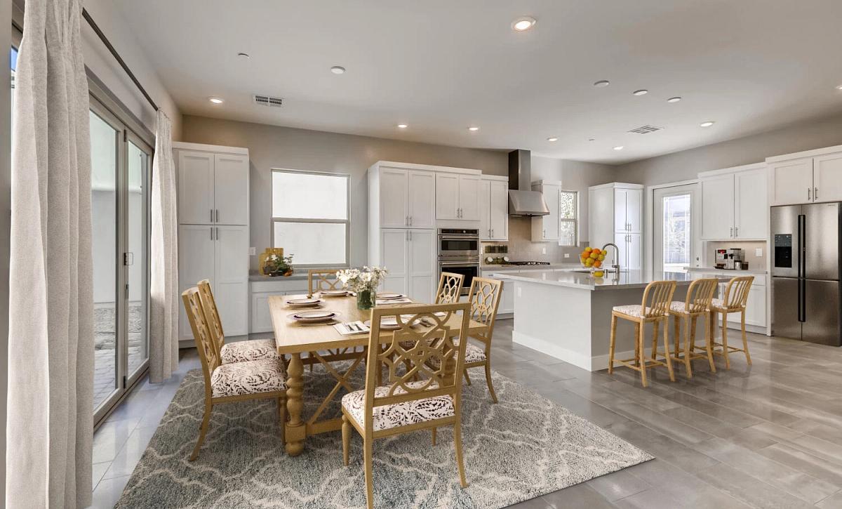 Trilogy Summerlin Radiant Dining & Kitchen