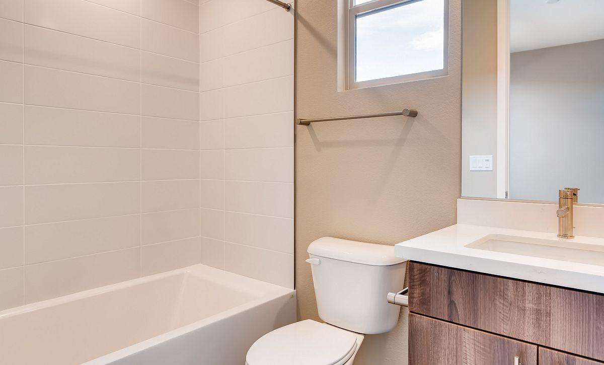 Trilogy Summerlin Radiant Guest Bath