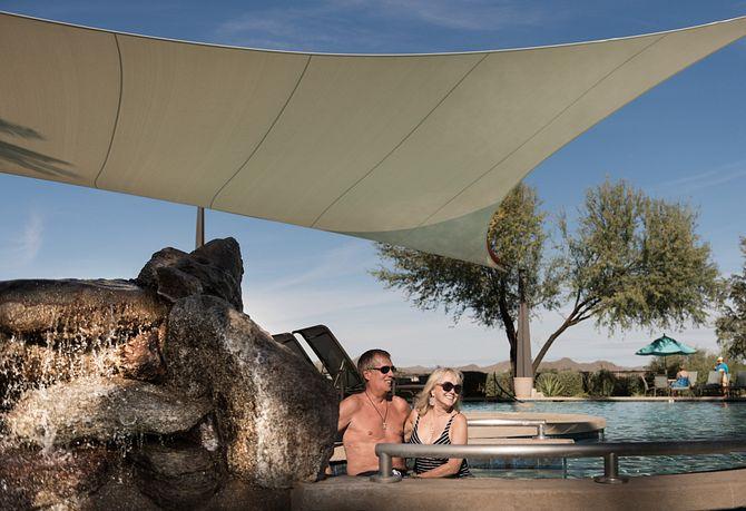 Kiva Club Resort Pool