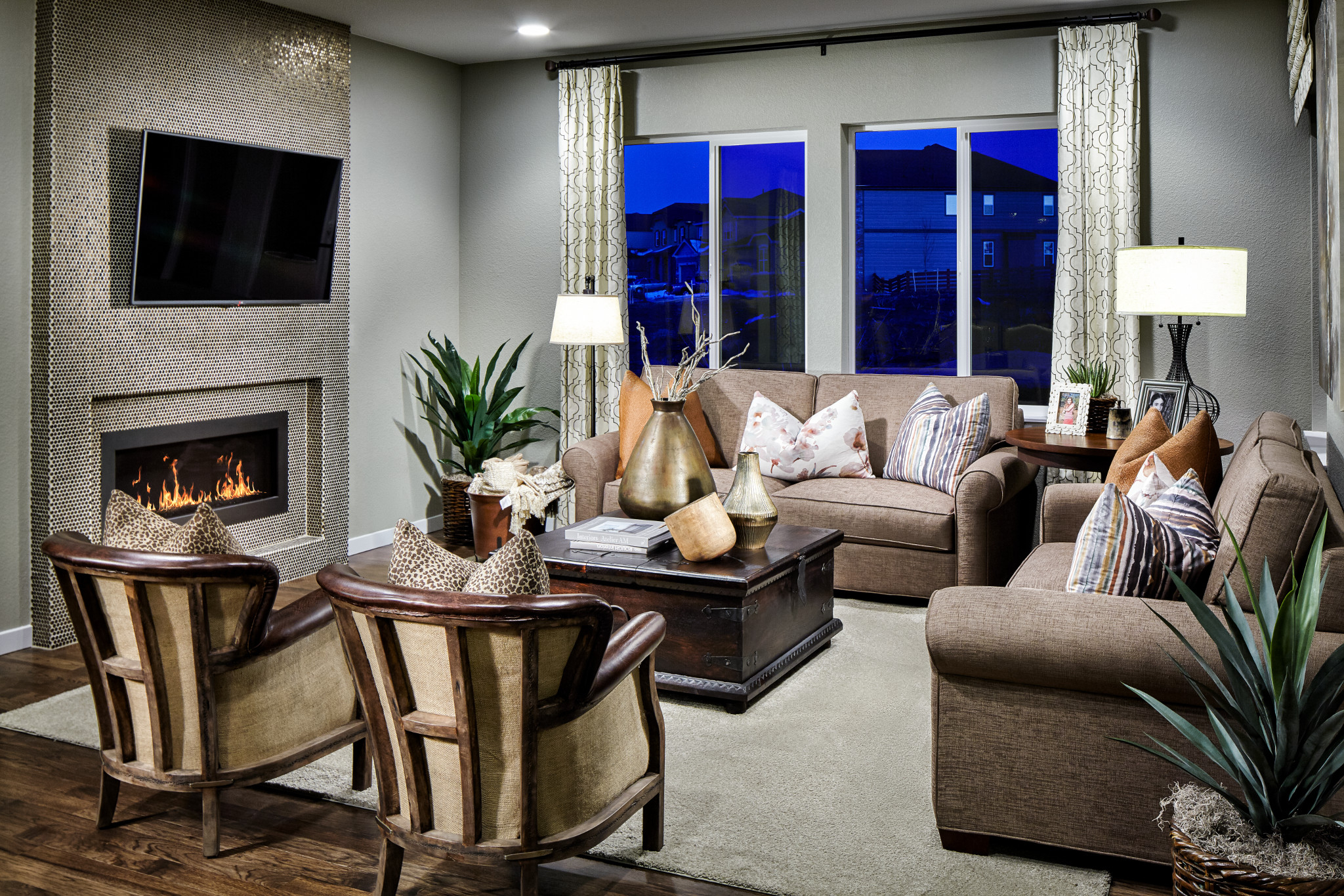 Colliers Hill Shea3D Plan 403 Great Room