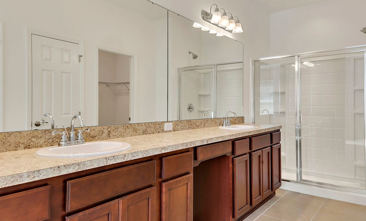 Trilogy Orlando Quick Move In Home Connect Plan Master Bath