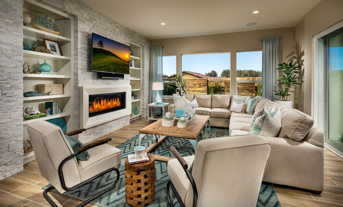 Trilogy Monarch Dunes Riviera Great Room