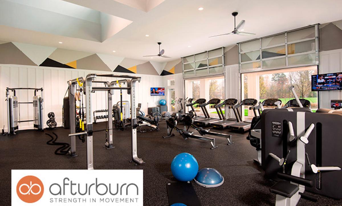 Trilogy Lake Norman Club: Afturburn