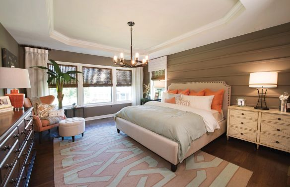 Redwood Plan Master Bedroom