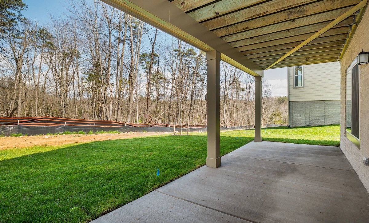 Trilogy Lake Frederick Evoke Quick Move In Lower Level Patio