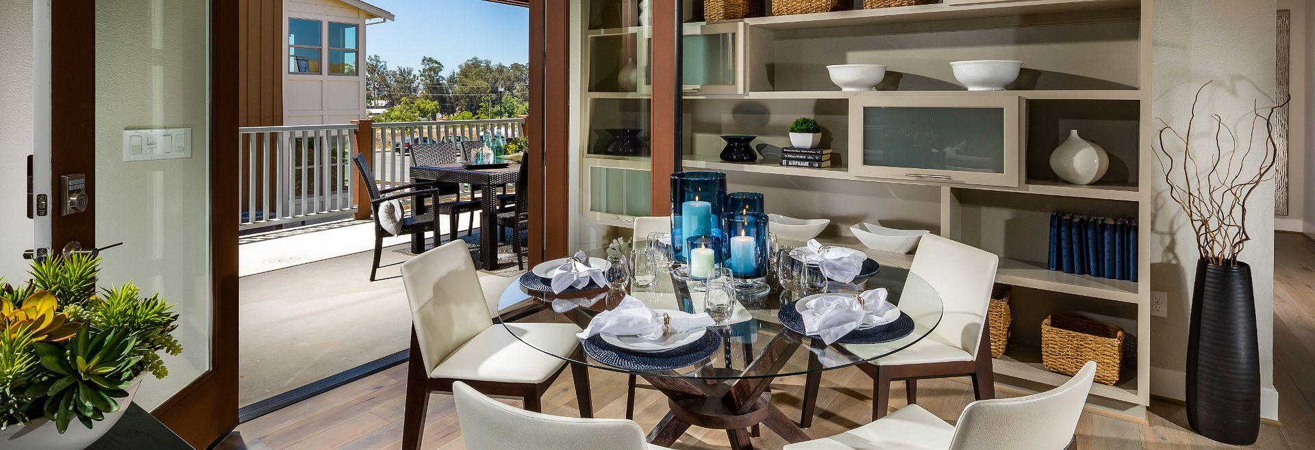 Harmony Sage Livermore Plan 3 Dining Room