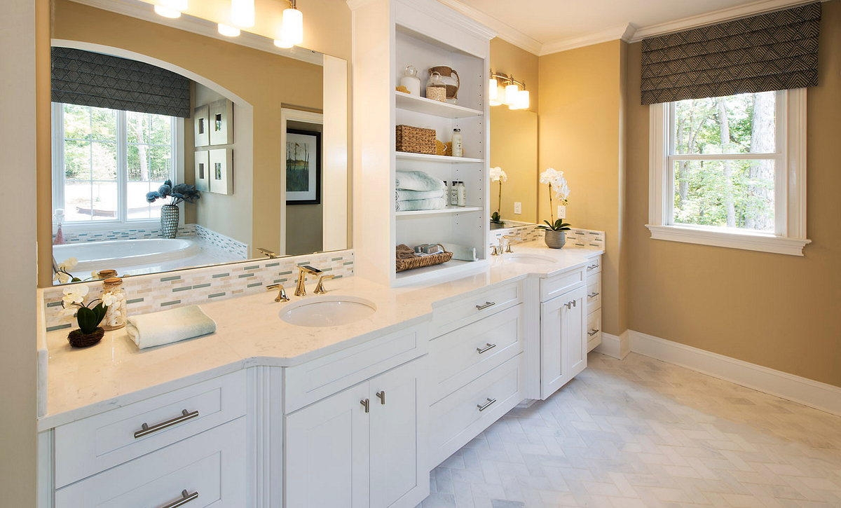 Providence Plan Owner's Bath