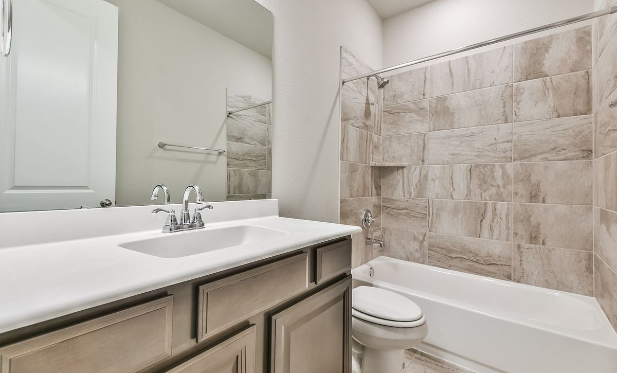 Plan 4069 Secondary Bath