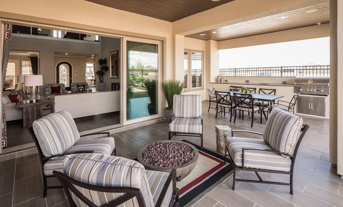 Plan 6040 Outdoor Living