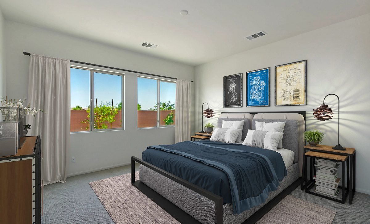 Trilogy Polo Club Excite Master Bedroom