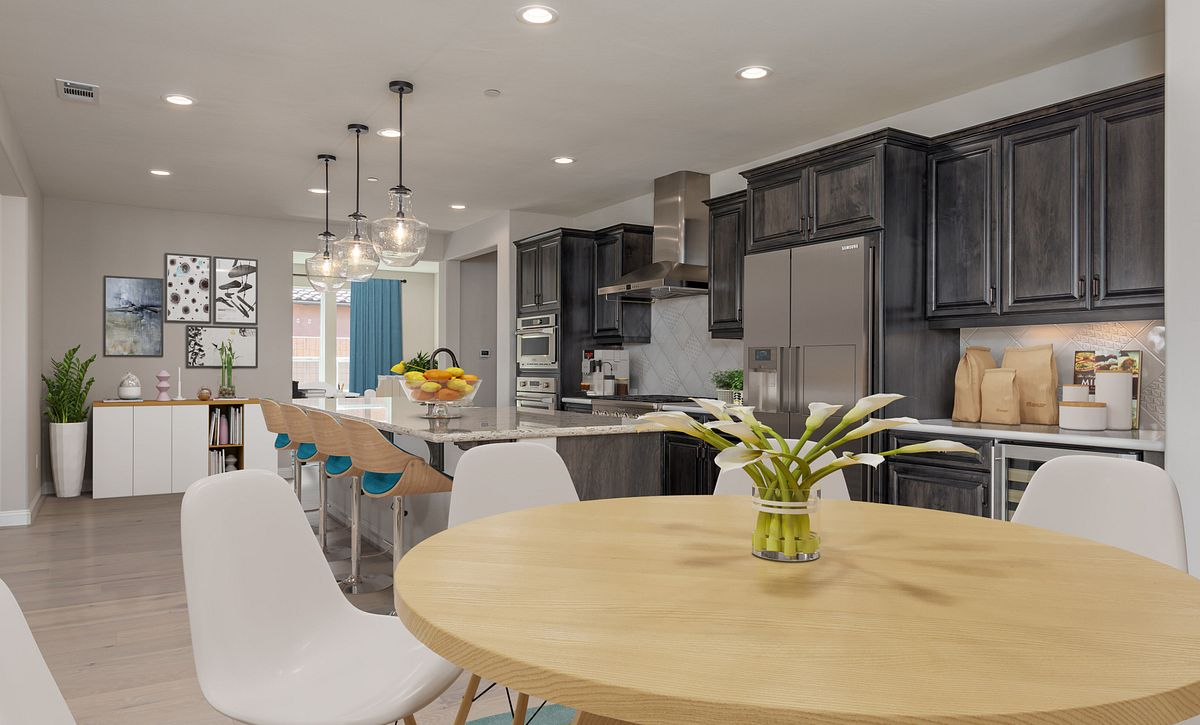Trilogy Monarch Dunes Solvang Virtually Staged Kitchen