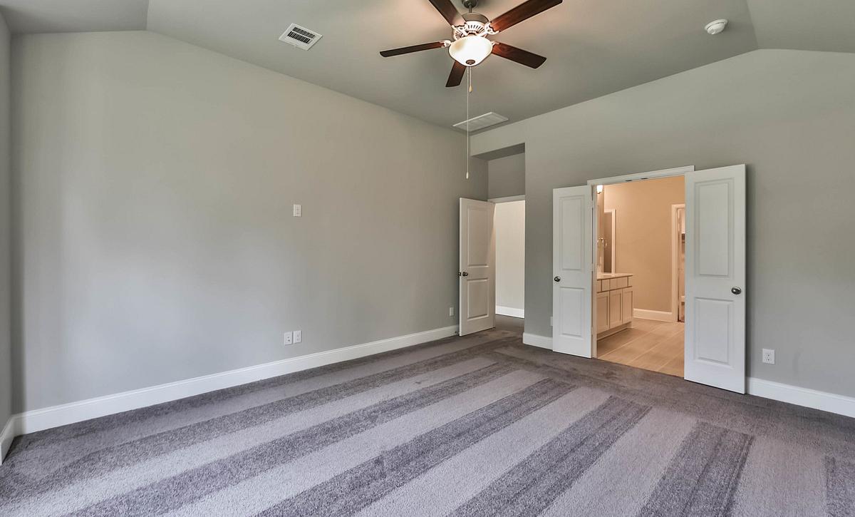 Plan 4019 Primary Bedroom