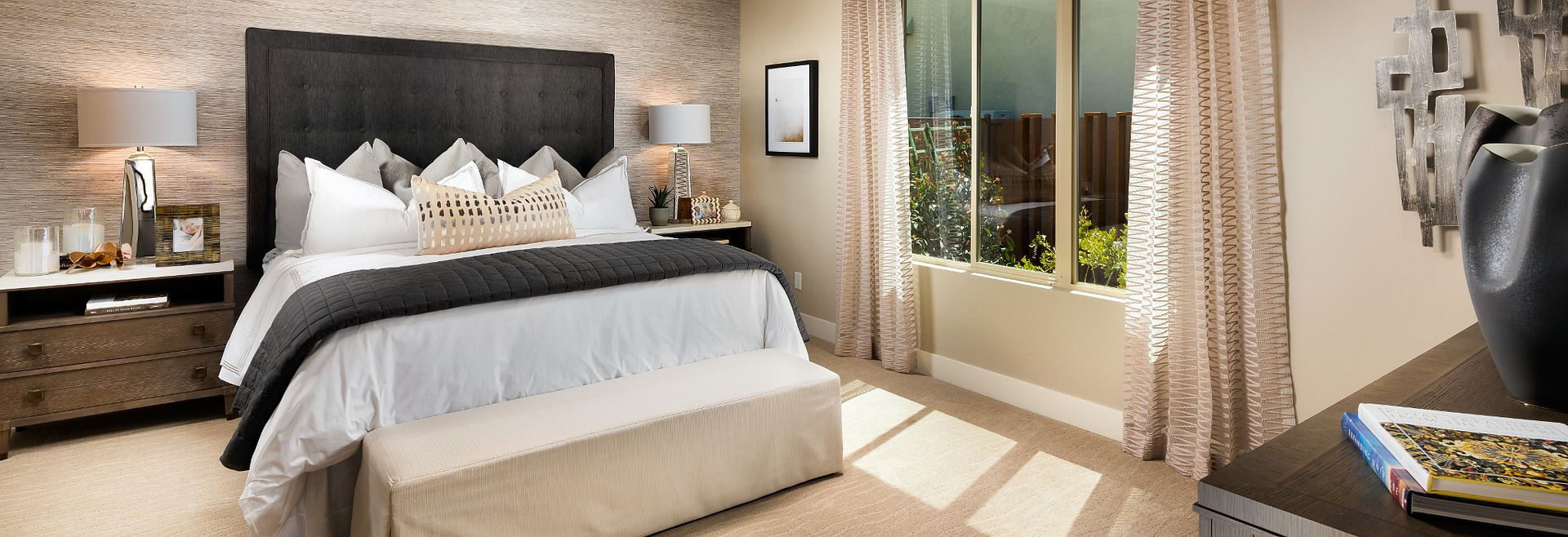 Retreat Plan Master Bedroom